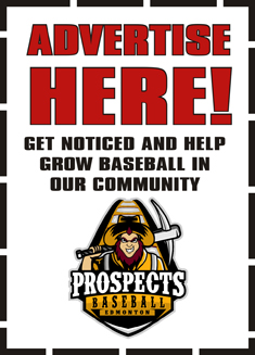 advertise with the prospects